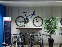 Nouvel espace vélos